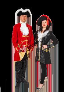 Пираты Морган и Джесс