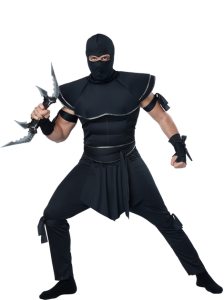 Чёрный Ниндзя