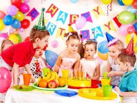 Оформление детского праздника дома