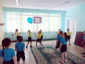 Воздушный волейбол