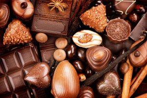 Шоколадный квест