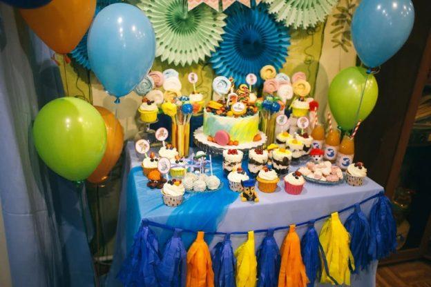 Идеи для Дня рождения ребёнка дома