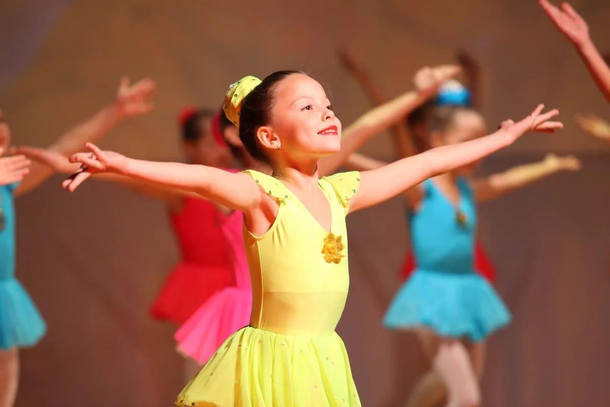 Танцевальный конкурс для детей 9 лет на День рождения
