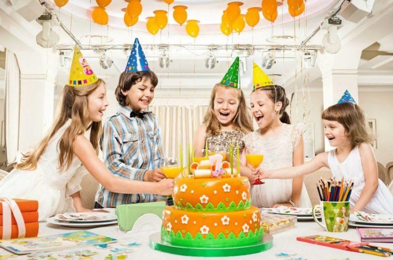 Как организовать детский день рождения в 6 лет