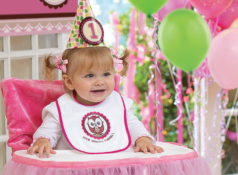 Первый день рождения ребёнка