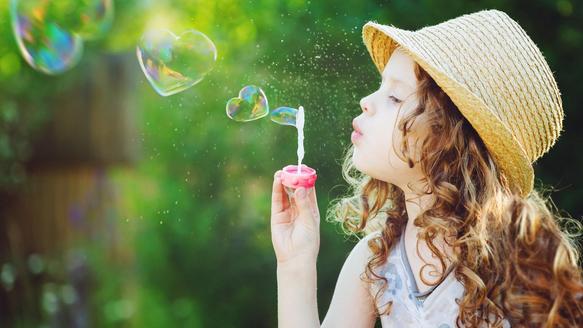сделать мыльные пузыри своими руками