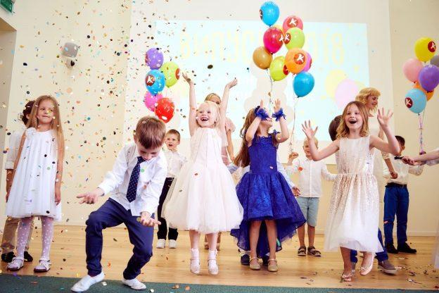 празднование выпускного в детском саду