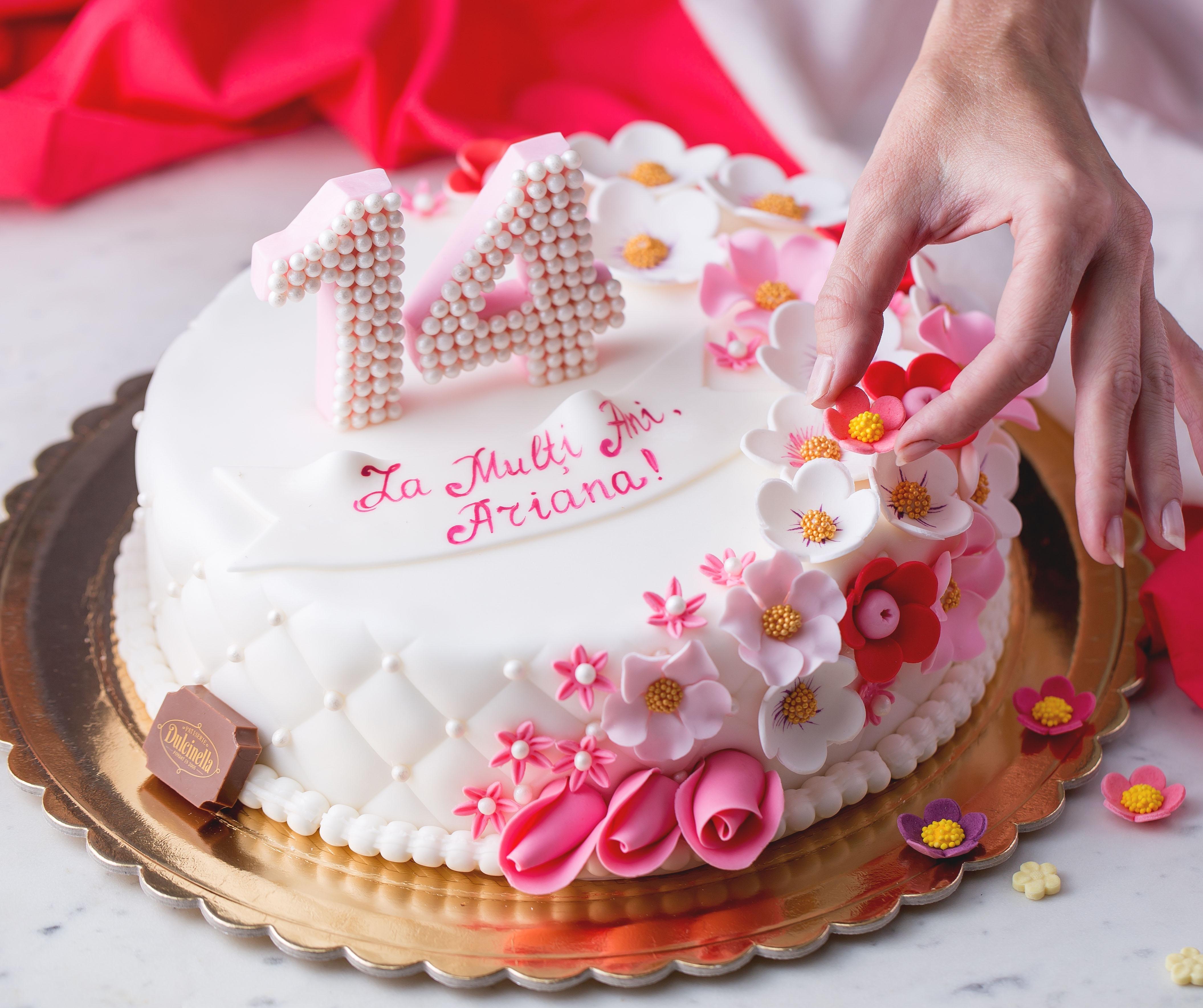 День рождения подростка 14 лет