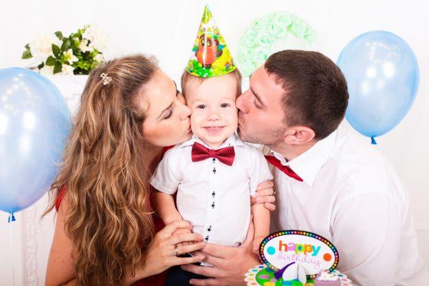 День рождения мальчика 1 год