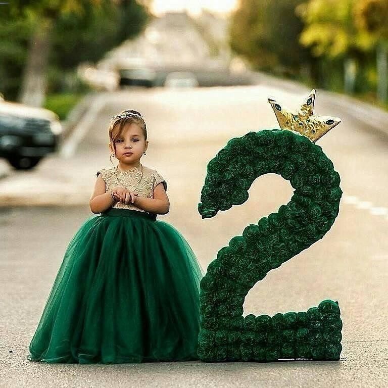 праздник в честь двухлетия девочки