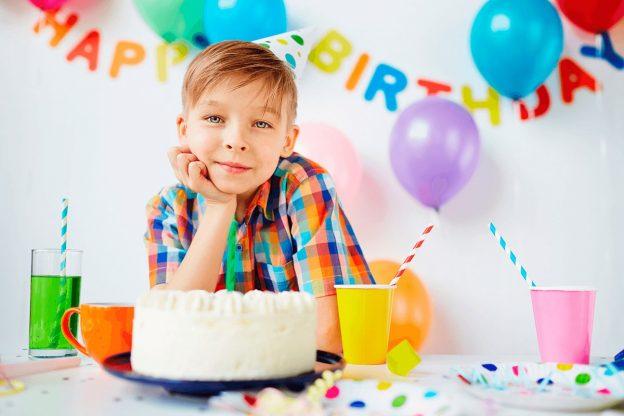 день рождения мальчика в 12 лет