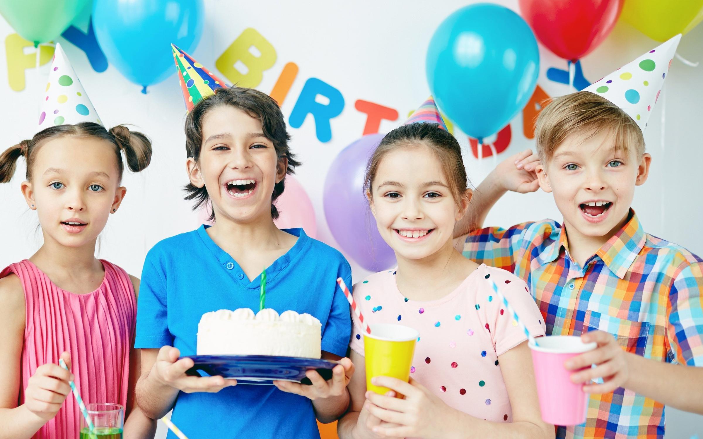 день рождения мальчика 11 лет