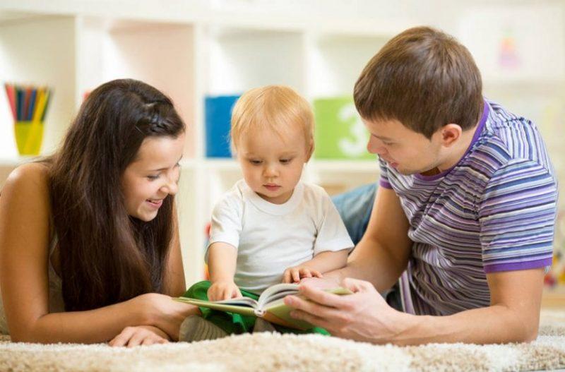 увлекательная викторина для малышей и родителей