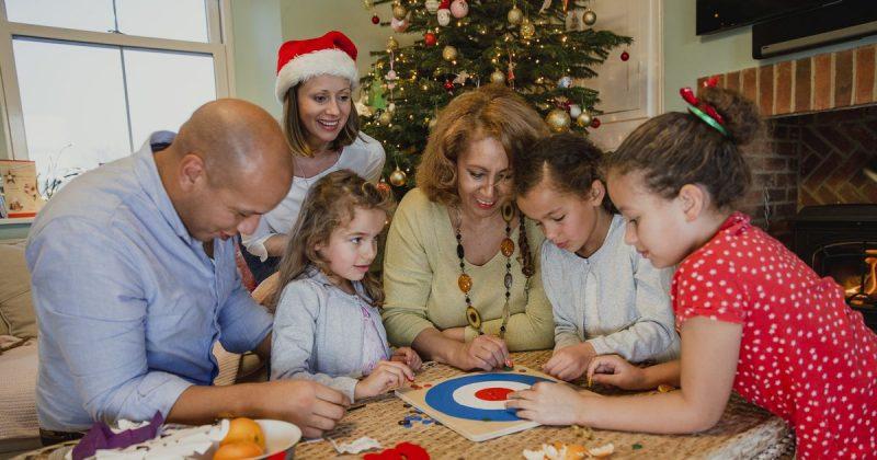 рождественская викторина для детей