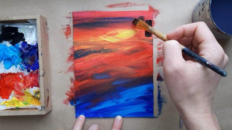 красивые изображения по правополушарному рисованию