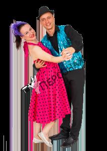 Танцоры Диско