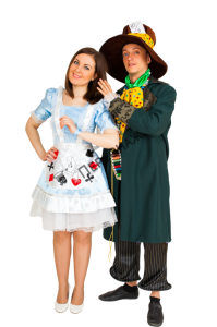 Алиса и Шляпник («Алиса в Стране Чудес»)