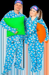 Звезды пижамной вечеринки