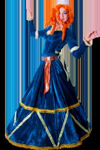 Принцесса Мерида  («Храбрая сердцем»)