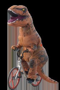 Динозавр (ростовая кукла)