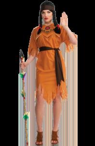 Принцесса Покахонтас, дочь индейского вождя