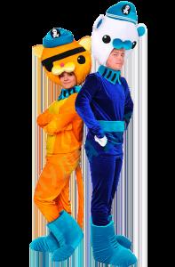 Октонавты